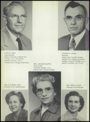 Page 12, 1957 Edition, Mount Vernon High School - Hoop Pole Yearbook (Mount Vernon, IN) online yearbook collection