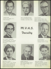 Page 15, 1957 Edition, Mount Vernon High School - Hoop Pole Yearbook (Mount Vernon, IN) online yearbook collection