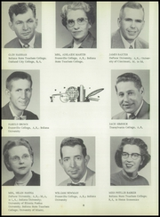 Page 16, 1957 Edition, Mount Vernon High School - Hoop Pole Yearbook (Mount Vernon, IN) online yearbook collection