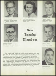 Page 17, 1957 Edition, Mount Vernon High School - Hoop Pole Yearbook (Mount Vernon, IN) online yearbook collection