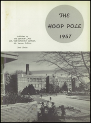 Page 7, 1957 Edition, Mount Vernon High School - Hoop Pole Yearbook (Mount Vernon, IN) online yearbook collection