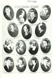 Page 15, 1921 Edition, Waterloo High School - Rosebud Yearbook (Waterloo, IN) online yearbook collection