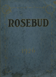 Page 1, 1926 Edition, Waterloo High School - Rosebud Yearbook (Waterloo, IN) online yearbook collection