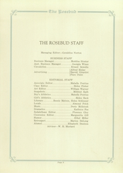Page 15, 1926 Edition, Waterloo High School - Rosebud Yearbook (Waterloo, IN) online yearbook collection