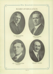 Page 16, 1926 Edition, Waterloo High School - Rosebud Yearbook (Waterloo, IN) online yearbook collection