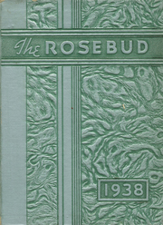 Page 1, 1938 Edition, Waterloo High School - Rosebud Yearbook (Waterloo, IN) online yearbook collection