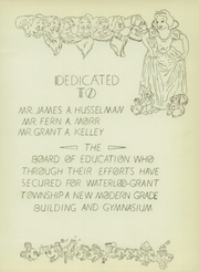 Page 15, 1938 Edition, Waterloo High School - Rosebud Yearbook (Waterloo, IN) online yearbook collection
