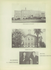 Page 17, 1938 Edition, Waterloo High School - Rosebud Yearbook (Waterloo, IN) online yearbook collection