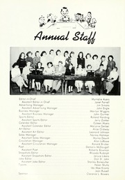 Page 8, 1954 Edition, Waterloo High School - Rosebud Yearbook (Waterloo, IN) online yearbook collection