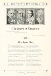 Page 14, 1922 Edition, Morton High School - Pierian Yearbook (Richmond, IN) online yearbook collection