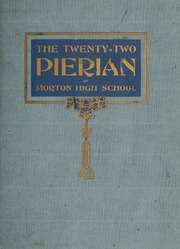 Page 7, 1922 Edition, Morton High School - Pierian Yearbook (Richmond, IN) online yearbook collection