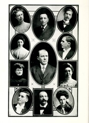 Page 12, 1910 Edition, Valparaiso High School - Valenian Yearbook (Valparaiso, IN) online yearbook collection