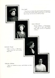 Page 17, 1910 Edition, Valparaiso High School - Valenian Yearbook (Valparaiso, IN) online yearbook collection