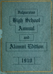 Page 5, 1910 Edition, Valparaiso High School - Valenian Yearbook (Valparaiso, IN) online yearbook collection