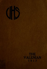 Page 5, 1917 Edition, Valparaiso High School - Valenian Yearbook (Valparaiso, IN) online yearbook collection