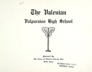 Page 9, 1921 Edition, Valparaiso High School - Valenian Yearbook (Valparaiso, IN) online yearbook collection