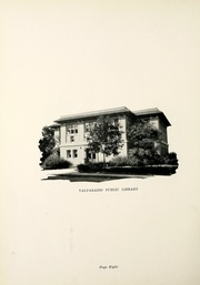 Page 12, 1931 Edition, Valparaiso High School - Valenian Yearbook (Valparaiso, IN) online yearbook collection