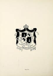 Page 6, 1931 Edition, Valparaiso High School - Valenian Yearbook (Valparaiso, IN) online yearbook collection