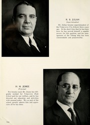 Page 12, 1933 Edition, Valparaiso High School - Valenian Yearbook (Valparaiso, IN) online yearbook collection