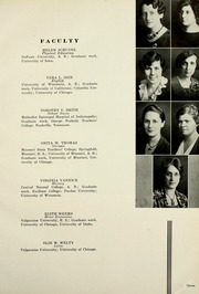 Page 15, 1933 Edition, Valparaiso High School - Valenian Yearbook (Valparaiso, IN) online yearbook collection