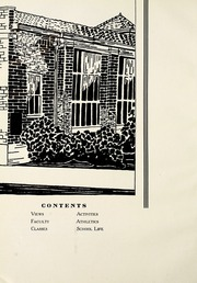 Page 8, 1933 Edition, Valparaiso High School - Valenian Yearbook (Valparaiso, IN) online yearbook collection