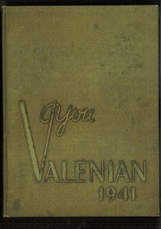 Page 1, 1941 Edition, Valparaiso High School - Valenian Yearbook (Valparaiso, IN) online yearbook collection