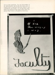 Page 11, 1941 Edition, Valparaiso High School - Valenian Yearbook (Valparaiso, IN) online yearbook collection