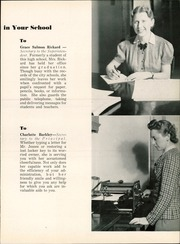 Page 13, 1941 Edition, Valparaiso High School - Valenian Yearbook (Valparaiso, IN) online yearbook collection