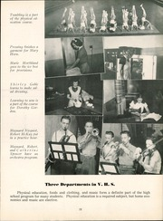Page 17, 1941 Edition, Valparaiso High School - Valenian Yearbook (Valparaiso, IN) online yearbook collection
