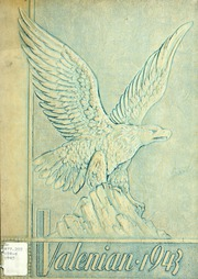 Page 1, 1943 Edition, Valparaiso High School - Valenian Yearbook (Valparaiso, IN) online yearbook collection