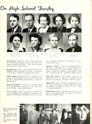 Page 15, 1943 Edition, Valparaiso High School - Valenian Yearbook (Valparaiso, IN) online yearbook collection