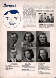 Page 12, 1948 Edition, Valparaiso High School - Valenian Yearbook (Valparaiso, IN) online yearbook collection