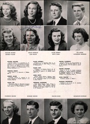 Page 13, 1948 Edition, Valparaiso High School - Valenian Yearbook (Valparaiso, IN) online yearbook collection
