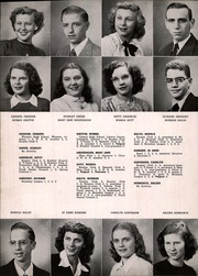 Page 16, 1948 Edition, Valparaiso High School - Valenian Yearbook (Valparaiso, IN) online yearbook collection