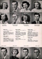 Page 17, 1948 Edition, Valparaiso High School - Valenian Yearbook (Valparaiso, IN) online yearbook collection
