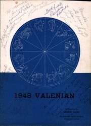 Page 5, 1948 Edition, Valparaiso High School - Valenian Yearbook (Valparaiso, IN) online yearbook collection