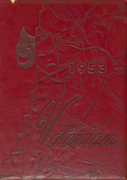 Page 1, 1953 Edition, Valparaiso High School - Valenian Yearbook (Valparaiso, IN) online yearbook collection