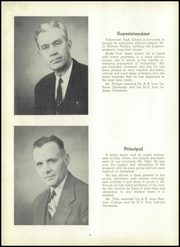 Page 10, 1953 Edition, Valparaiso High School - Valenian Yearbook (Valparaiso, IN) online yearbook collection