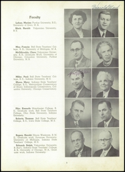 Page 13, 1953 Edition, Valparaiso High School - Valenian Yearbook (Valparaiso, IN) online yearbook collection