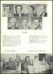 Page 14, 1953 Edition, Valparaiso High School - Valenian Yearbook (Valparaiso, IN) online yearbook collection