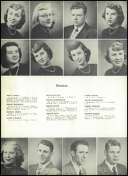 Page 16, 1953 Edition, Valparaiso High School - Valenian Yearbook (Valparaiso, IN) online yearbook collection