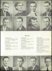Page 17, 1953 Edition, Valparaiso High School - Valenian Yearbook (Valparaiso, IN) online yearbook collection