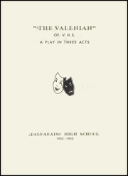 Page 5, 1953 Edition, Valparaiso High School - Valenian Yearbook (Valparaiso, IN) online yearbook collection
