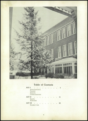 Page 8, 1953 Edition, Valparaiso High School - Valenian Yearbook (Valparaiso, IN) online yearbook collection