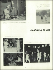 Page 12, 1957 Edition, Valparaiso High School - Valenian Yearbook (Valparaiso, IN) online yearbook collection