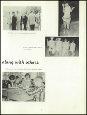 Page 13, 1957 Edition, Valparaiso High School - Valenian Yearbook (Valparaiso, IN) online yearbook collection