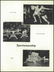 Page 15, 1957 Edition, Valparaiso High School - Valenian Yearbook (Valparaiso, IN) online yearbook collection