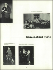 Page 16, 1957 Edition, Valparaiso High School - Valenian Yearbook (Valparaiso, IN) online yearbook collection