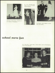 Page 17, 1957 Edition, Valparaiso High School - Valenian Yearbook (Valparaiso, IN) online yearbook collection
