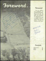 Page 7, 1957 Edition, Valparaiso High School - Valenian Yearbook (Valparaiso, IN) online yearbook collection